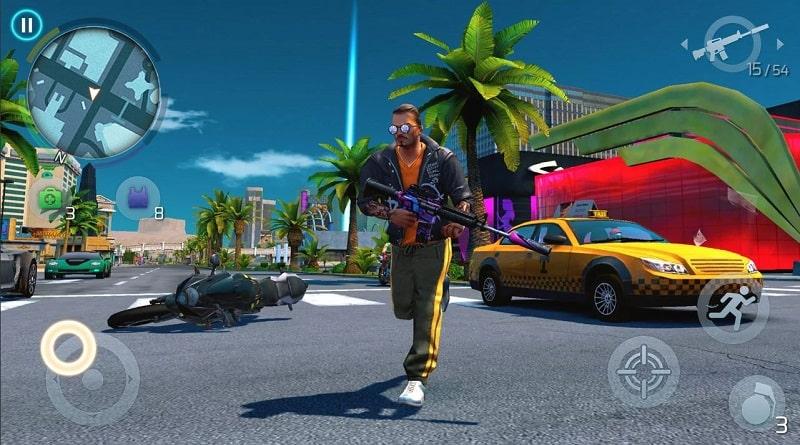 Gangstar Vegas hat ein Update erhalten