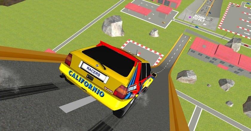 Ramp Car Jumping ist trotz Werbung super