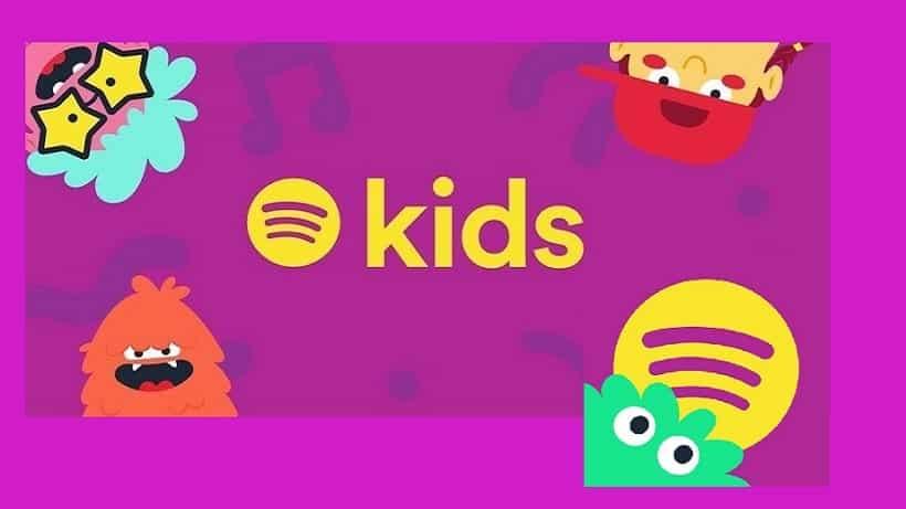 Das müsst ihr über Spotify Kids wissen