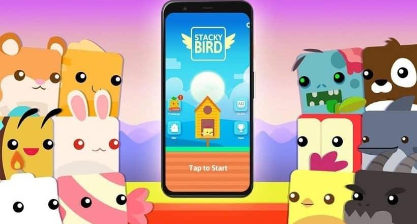 Stacky Bird ist ein neues Bird-Spiel