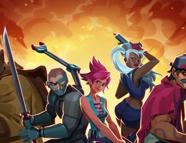 Alle Infos zum neuen Spiel Bullet Echo