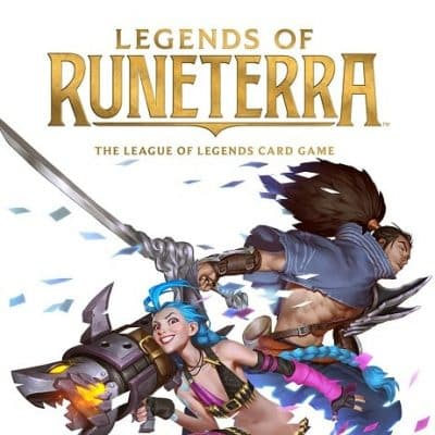 So wird Legends of Runeterra gespielt