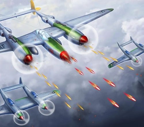 1945 Schlacht um Midway ist ein Spiel für Retro-Fans
