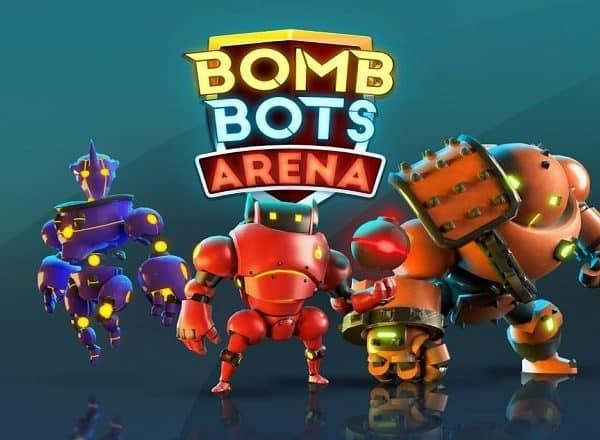 Bomb Bots Arena ist der neue Bomberman