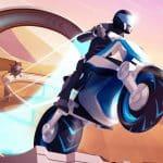 Gravity Rider Zero ist ein solider Racer