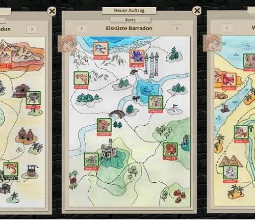 Heroes and Merchants ist ein gelungenes Fantasy-Crafting-Game