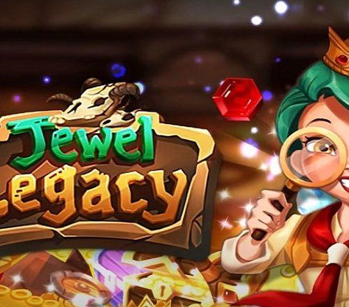 Jewel Legacy gibt es leider nur für Android