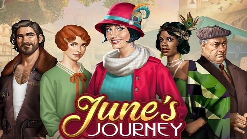 Spielt neue Detektiv-Ligen im Superspiel June's Journey