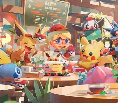 Erfahrt hier alles über Pokémon Café Mix