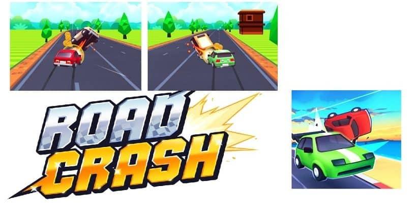 Road Crash erinnert an Traffic Rider