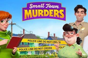 Small Town Murders ist ein cooles Krimi-Match-3-Spiel