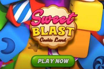 Sweet Blast Cookie Land bietet euch über 1700 Aufgaben