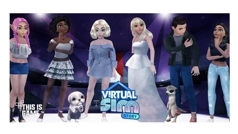 Virtual Sim Story Dream Life – so funktioniert die Sim