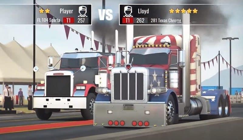 Neue Trucks in Big Rig Racing verfügbar
