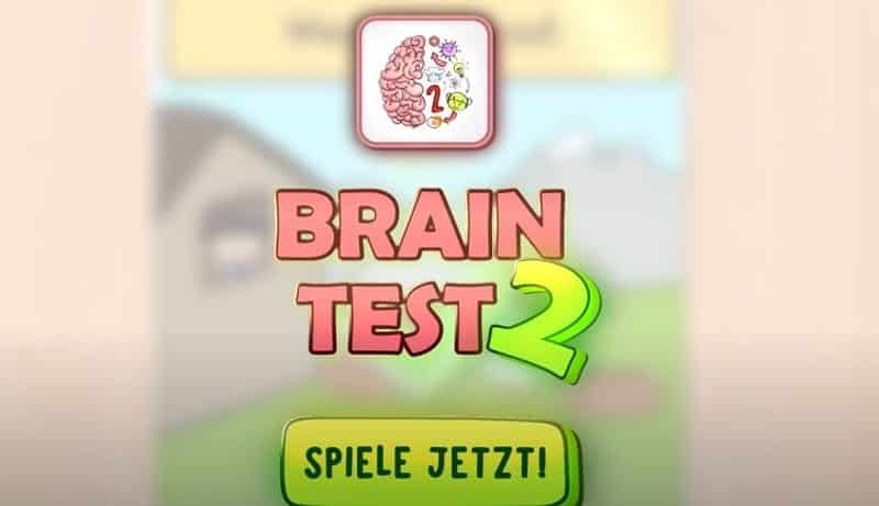 Brain Test 2 will wissen wie schlau du bist!