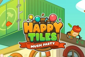 Happy Tiles Music Party bringt Schwung in die Bude