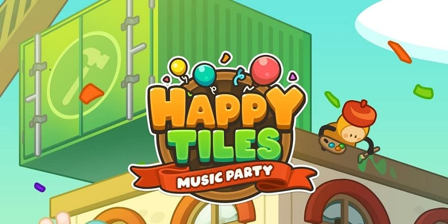 Happy Tiles Music Party