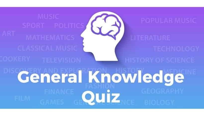 Allgemeinwissen Quiz