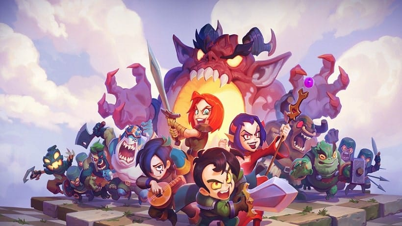 Auto Brawl Chess Battle Royale hat jetzt eine Might-Animation