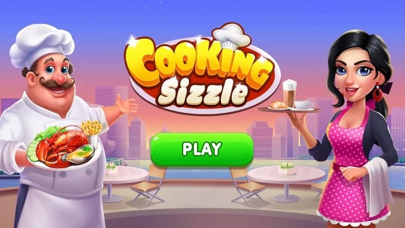 Cooking Sizzle Master Chef