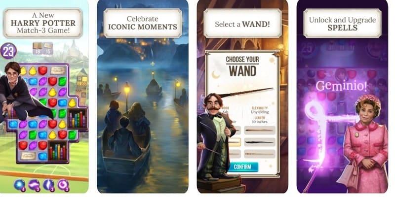 Harry Potter - Rätsel und Zauber wird nicht nur Fans gefallen