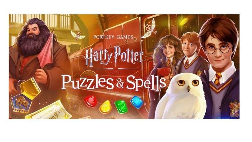 Harry Potter Rätsel & Zauber