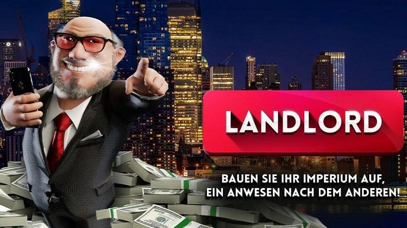 Landlord Tycoon könnt ihr hier kostenlos spielen