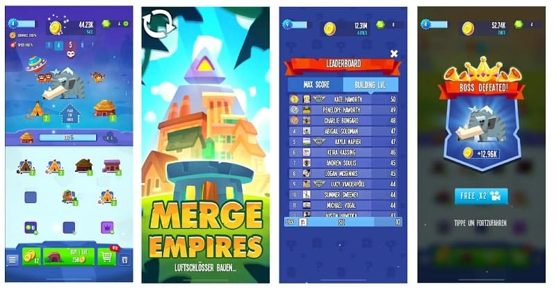 Merge Empires Screenshot