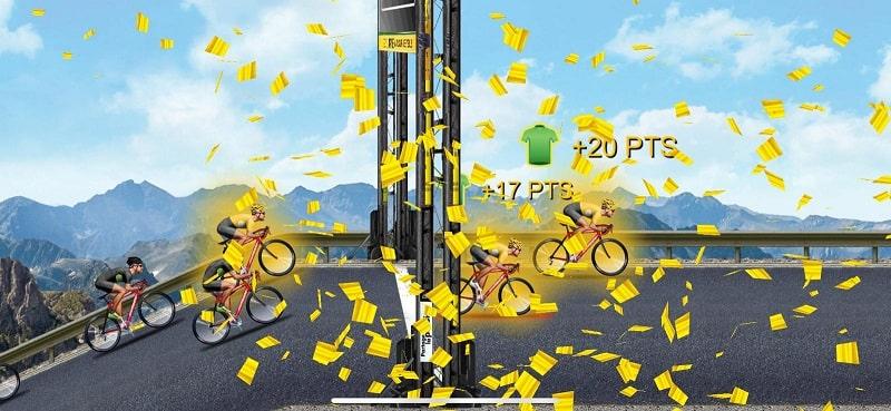 Tour de France 2020  - mein Team heißt KostenloseSpieleApps