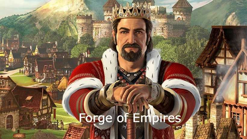 Kostenlose Spiele-Apps - das sind Bilder zum Spiel Forge of Empires
