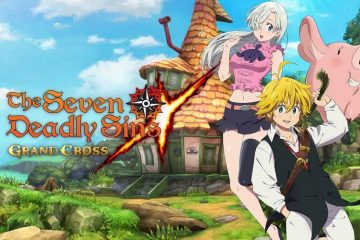 The Seven Deadly Sins Grand Cross wurde erweitert!