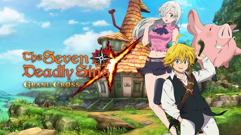 The Seven Deadly Sins - Grand Cross