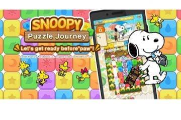 10 Tipps zu SNOOPY Puzzle Journey!