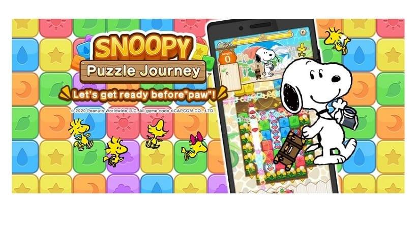 SNOOPY Puzzle Journey