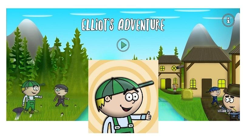 Elliot's Adventure ist ein nettes Jump-Run-Spiel
