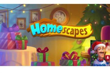 So wird Austin in Homescapes zum Weihnachtswichtel