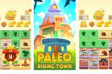 Paleo Rising Town ist ein tolles Merge-Spiel