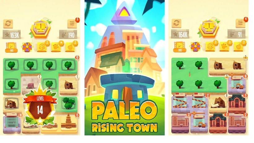 Paleo Rising Town