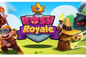 Rush Royale ist ein neues Tower-Defense-Game
