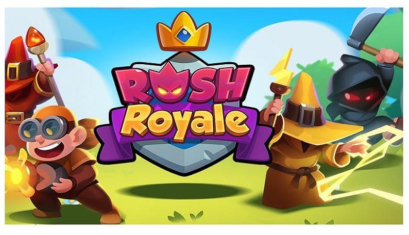 Rush Royale hat neue Einheiten erhalten