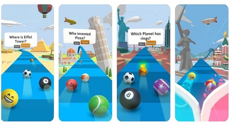 Trivia Race 3D beleidigt meine Intelligenz!