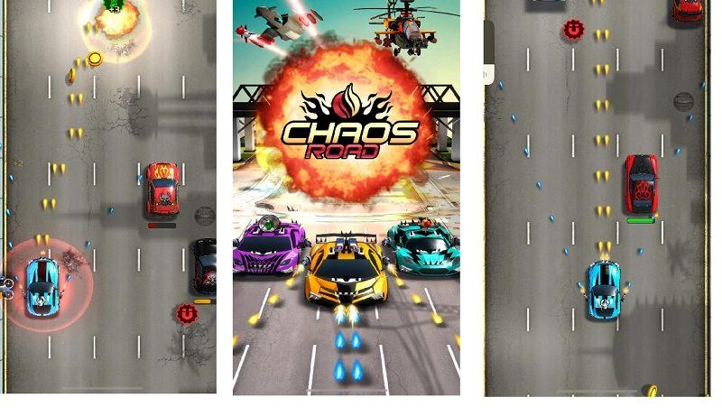 Chaos Road erinnert sehr (!) an Fastlane