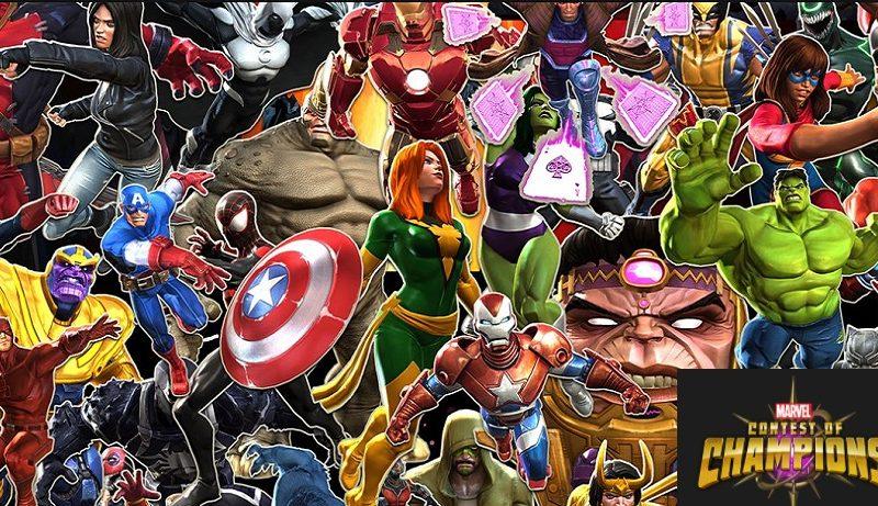 10 Tipps zum Spiel Marvel – Welt der Superhelden