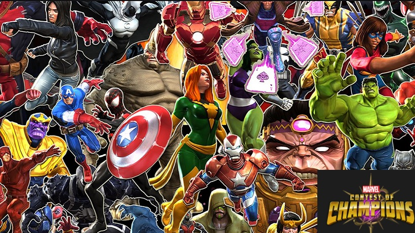 Marvel - Welt der Helden