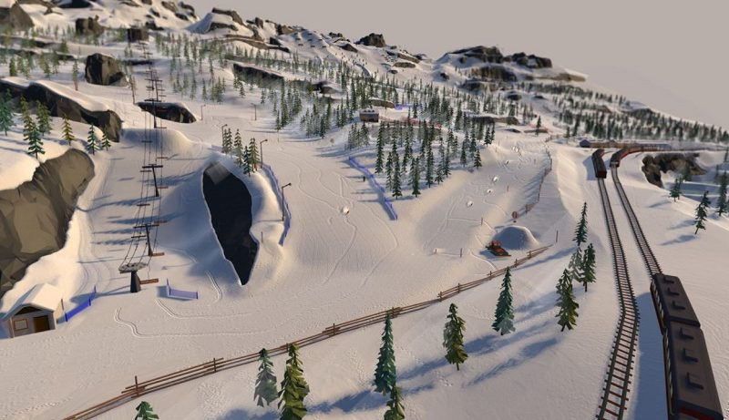Grand Mountain Adventure Snowboard kostenlos spielen