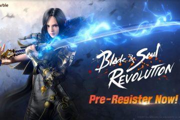 Vorabregistrierung für Blade and Soul Revolution möglich!