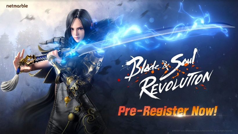 Blade and Soul Revolution