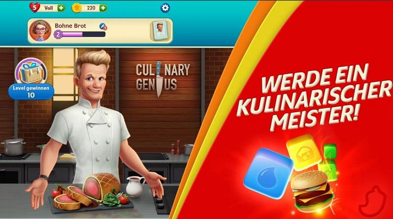 Gordon Ramsay - Chef Blast
