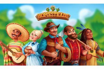 Homesteads erinnert an Hay Day und Township