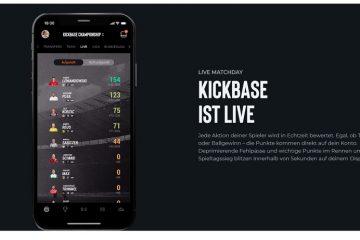 Kickbase ist genauso spannend wie die aktuelle Bundesliga